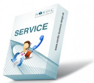 Nordic Business Design Web Service, Hamburg, WordPress, Webdesign